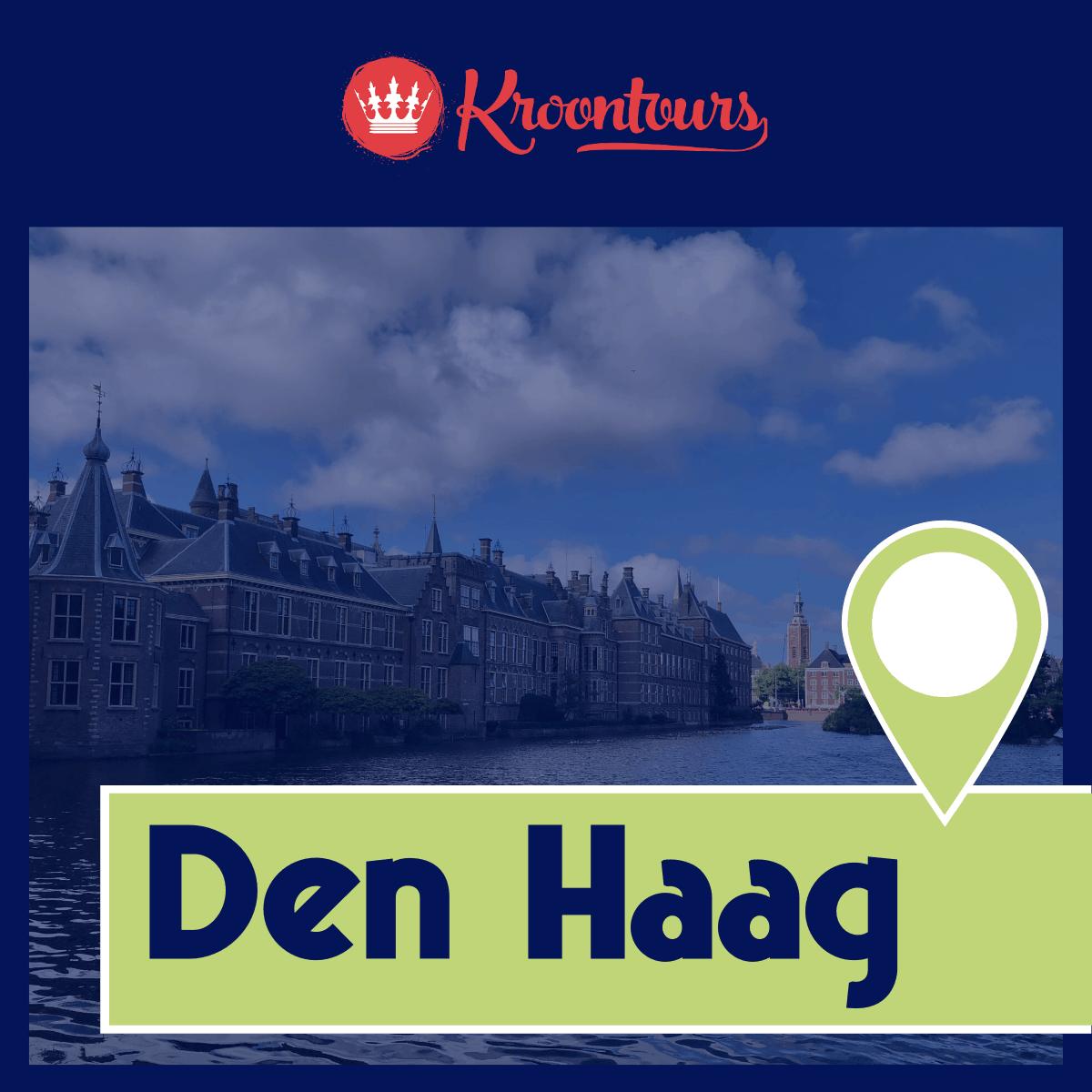 Kroontours in Den Haag